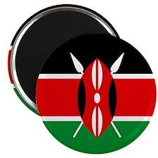 """""""Kenya Flag"""" Magnet"""