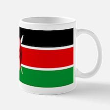 """""""Kenya Flag"""" Mug"""