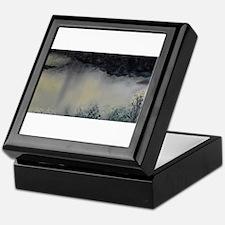 Rain Storm Keepsake Box