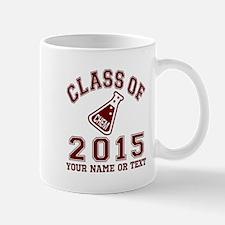Class of 2015 Chemistry Mugs