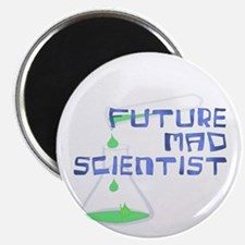 Future Mad Scientist 2 Magnet
