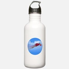 Valentine's Day Flying Water Bottle