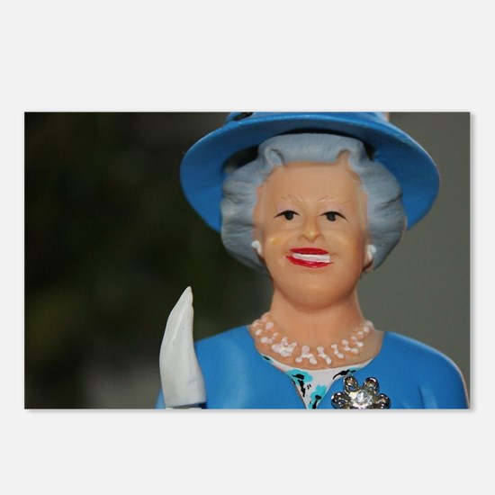 Cute British royalty Postcards (Package of 8)