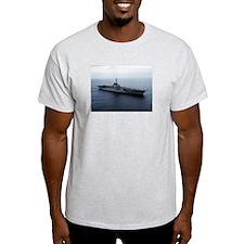 USS Princeton Ship's Image T-Shirt