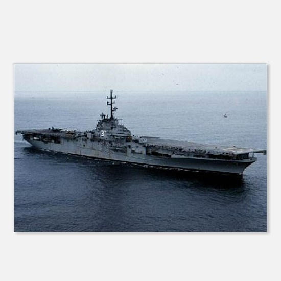 USS Princeton Ship's Image Postcards (Package of 8