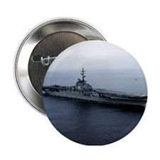 "USS Princeton Ship's Image 2.25"" Button"