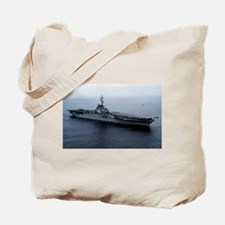 USS Princeton Ship's Image Tote Bag
