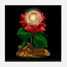 Rose & Universe Tile Coaster