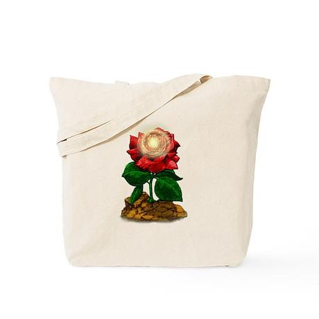Rose & Universe Tote Bag