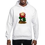Rose & Universe Hooded Sweatshirt