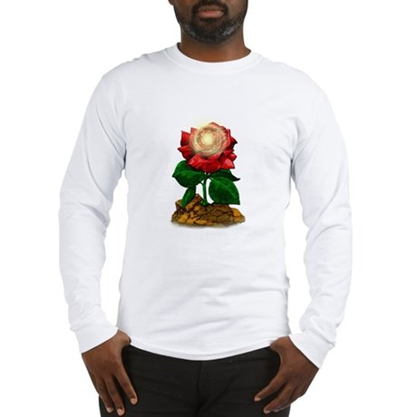 Rose & Universe Long Sleeve T-Shirt