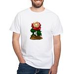 Rose & Universe White T-Shirt