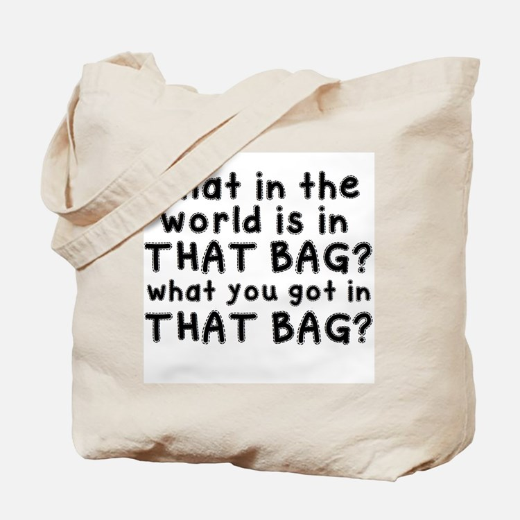 That BAG! Tote Bag