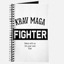 Krav Maga Fighter Journal