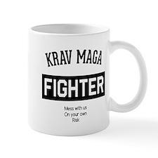 Krav Maga Fighter Mugs