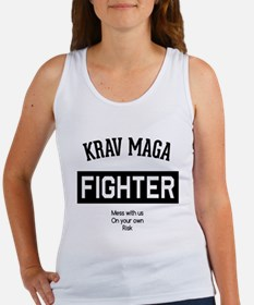Krav Maga Fighter Tank Top