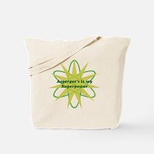 Aspie Superpower Tote Bag