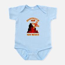 SHIPROCK LOVE Infant Bodysuit