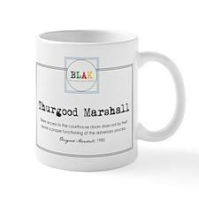 Blak Small Mug