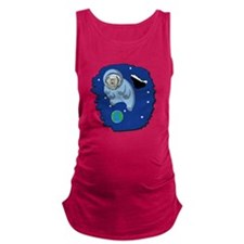 Astro-Tardigrade Maternity Tank Top
