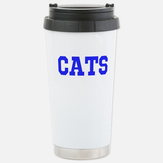 CATS Stainless Steel Travel Mug