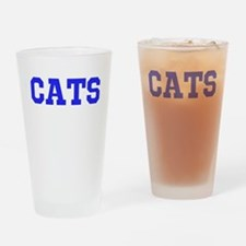 CATS Drinking Glass