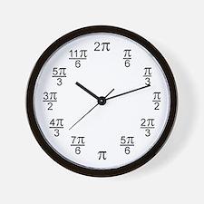 RADIAN CLOCK Wall Clock