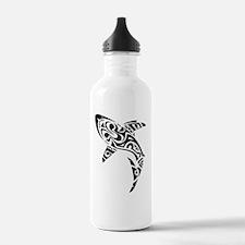 Shark Tattoo design Water Bottle