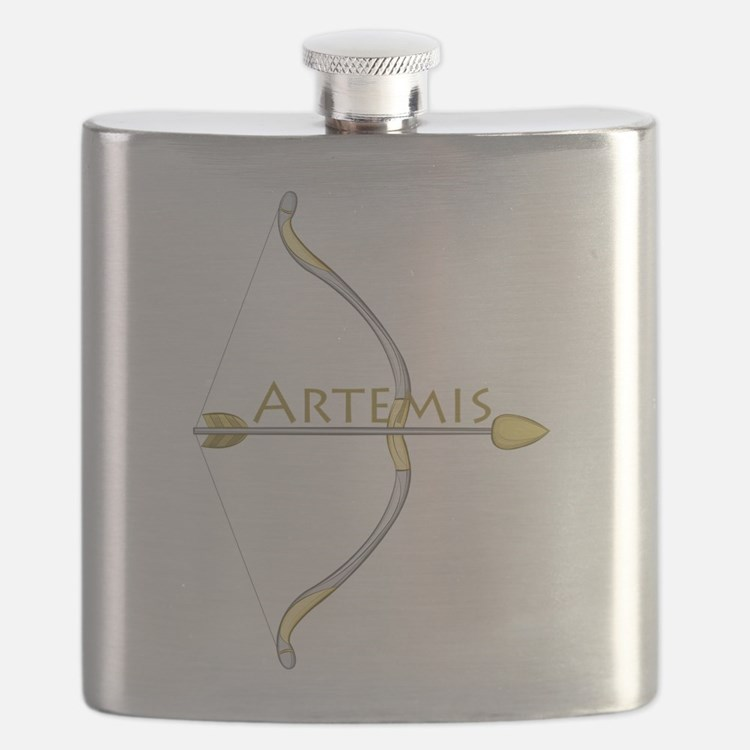 Bow of Artemis Flask