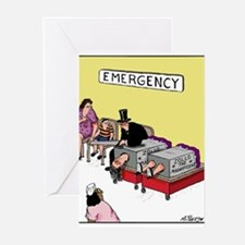 Cute Criss Greeting Cards (Pk of 10)