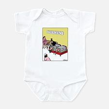 Cute David blaine Infant Bodysuit
