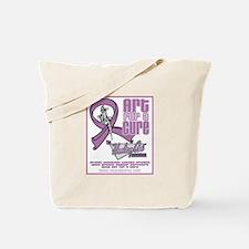 Art for a Cure Tattoo Gun Tote Bag