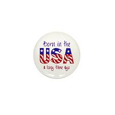 born in the USA Mini Button