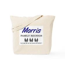 Morris Family Reunion Tote Bag
