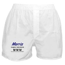 Morris Family Reunion Boxer Shorts