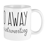Introvert Standard Mugs (11 Oz)