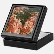 Bryce Canyon, Utah, USA 13 Keepsake Box