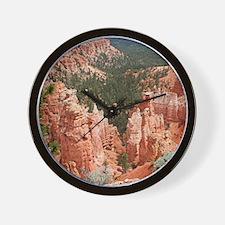 Bryce Canyon, Utah, USA 13 Wall Clock