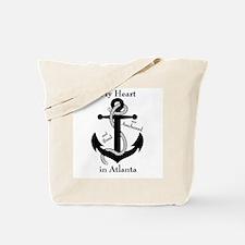 Anchored in Atlanta Tote Bag
