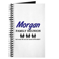 Morgan Family Reunion Journal