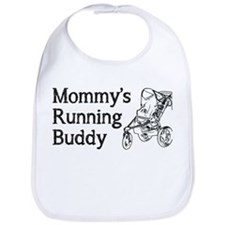 Mommy's Running Buddy Bib