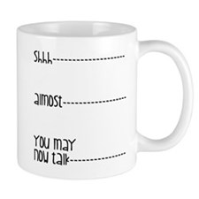 You May Now Talk Mugs