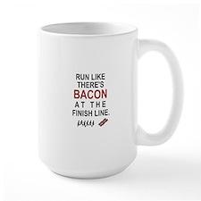 Will Run for Bacon Mugs