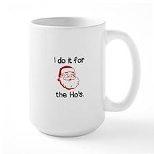Santa's Secret Mugs