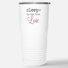 My One True Love Travel Mug