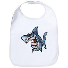 Cool Shark Bib