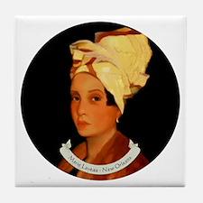 Marie Laveau Tile Coaster