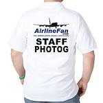 AirlineFan.com Golf Shirt