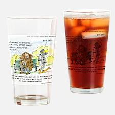 Aqualung My Ex-Friend Drinking Glass