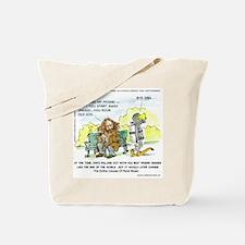 Aqualung My Ex-Friend Tote Bag